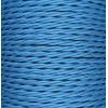 0.75mm Twisted Cable Light Blue